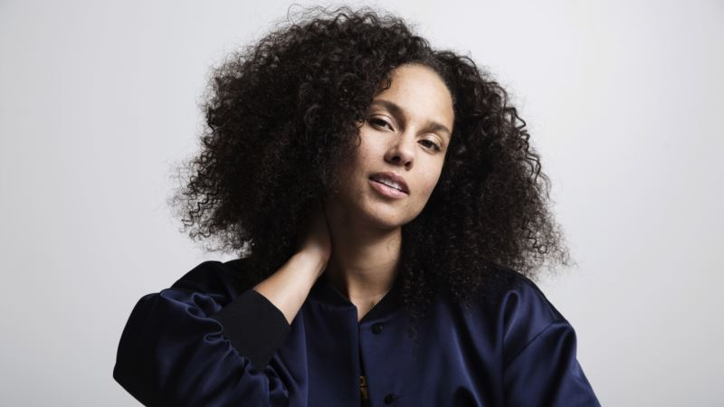 Alicia Keys Feels Blessed, Grateful for Career Success