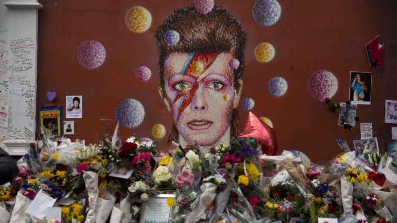 'Bowie Music, Bowie Style' London Concert to Celebrate Late Singer