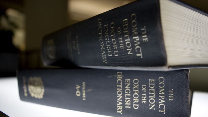 'Post-Truth' Named Oxford Dictionary Word of the Year