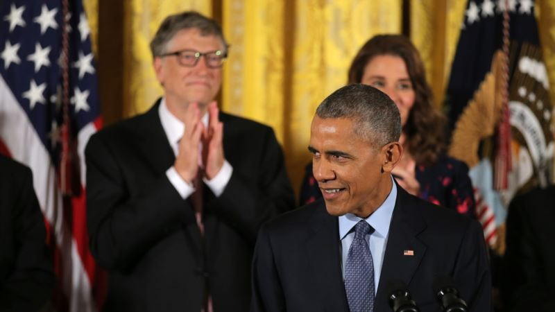 Obama Awards His Final Presidential Medals of Freedom