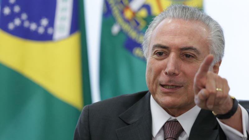 Brazil to Trump: Don't Restrict Trade