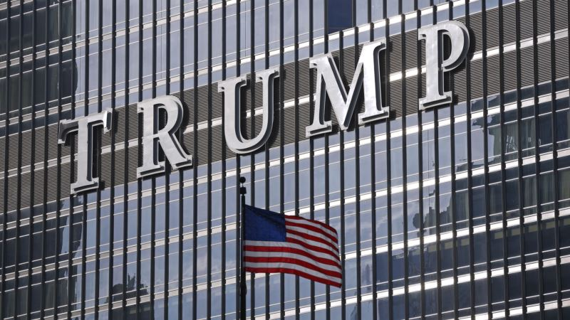 Trump Removing Self From Global Business Empire