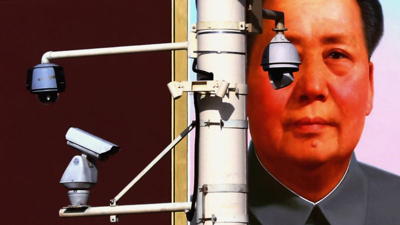 Is the World's Biggest Surveillance Camera Maker Sending Footage to China?