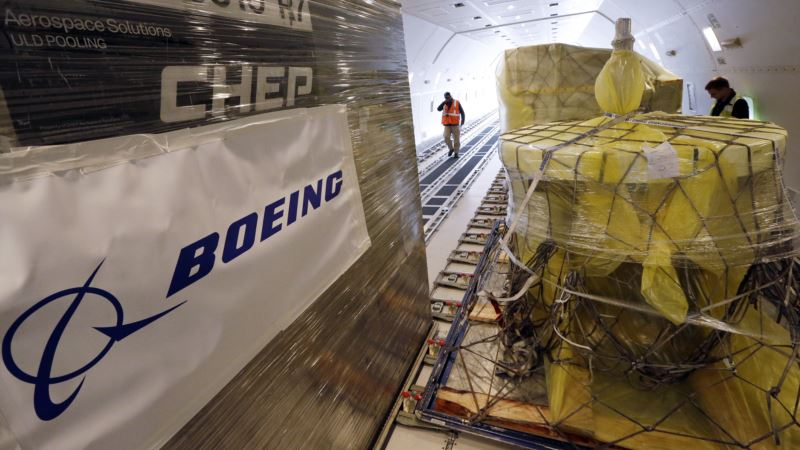 Boeing to Cut Some Jobs, Move Others, in Efficiency Effort