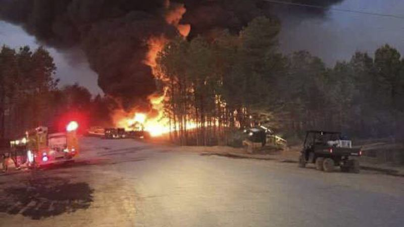 US Gasoline Futures Spike on Colonial Pipe Explosion in Alabama