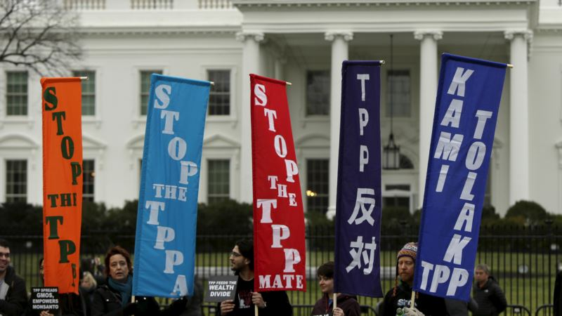 If Trump Kills TPP, China Gains, Experts Say