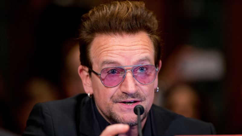 Glamour Magazine Selects Bono as Its First 'Man of the Year'