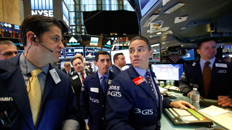 US Stocks Up Slightly as Americans Head to Polls