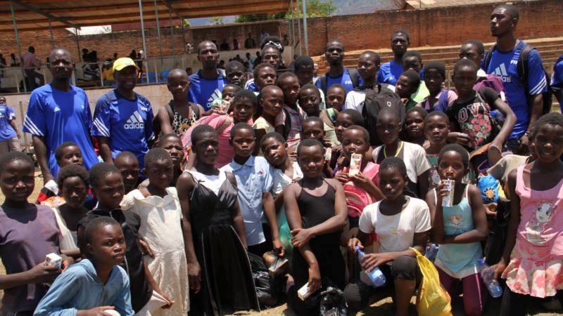 Eyeing Olympics, Malawi Recruits Young Girl Footballers