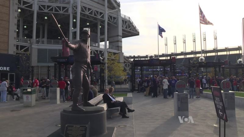 World Series Brings National Spotlight Back to Cleveland