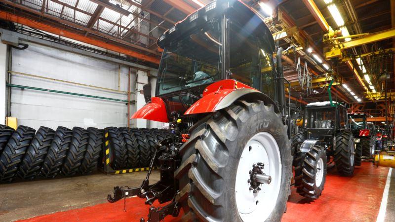 Belarus' Post-Soviet Economy: Tractors to World of Tanks