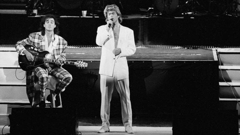 Wham!'s Influence Felt in China after landmark 1985 concert