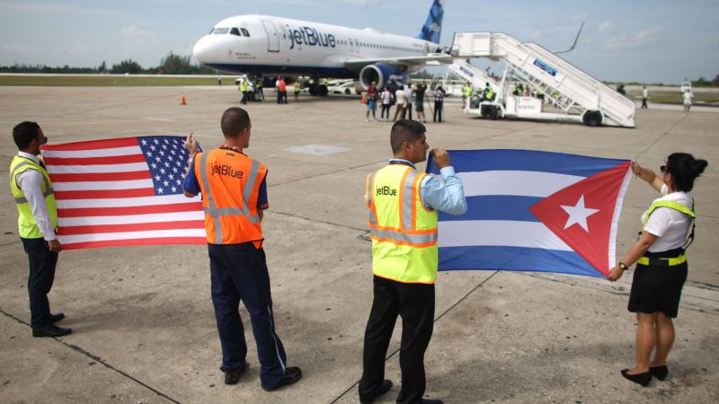 US Lawmakers, Cuban Businessmen Urge Trump to Keep Detente Going