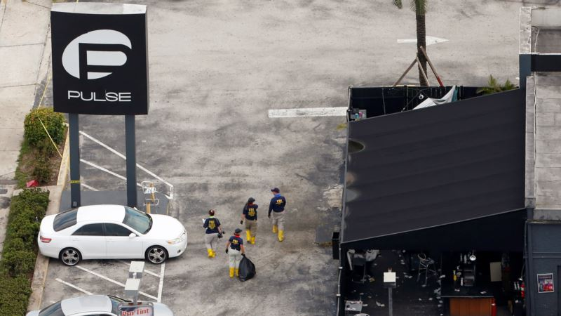 Families of Orlando Shooting Victims Sue Social Media Giants