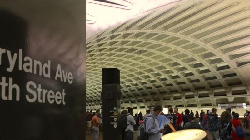 US Capital's Subway System Reflects Infrastructure Woes