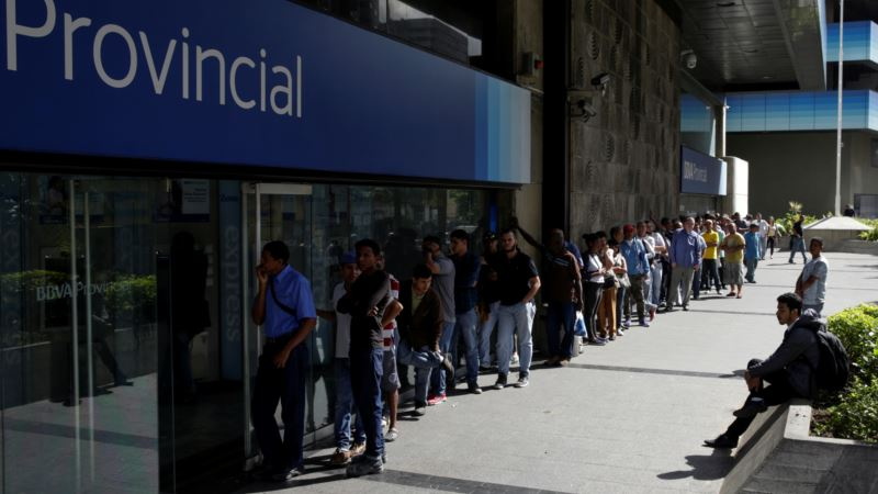 Venezuelans Scramble to Ditch Largest Bill Ahead of Surprise Removal