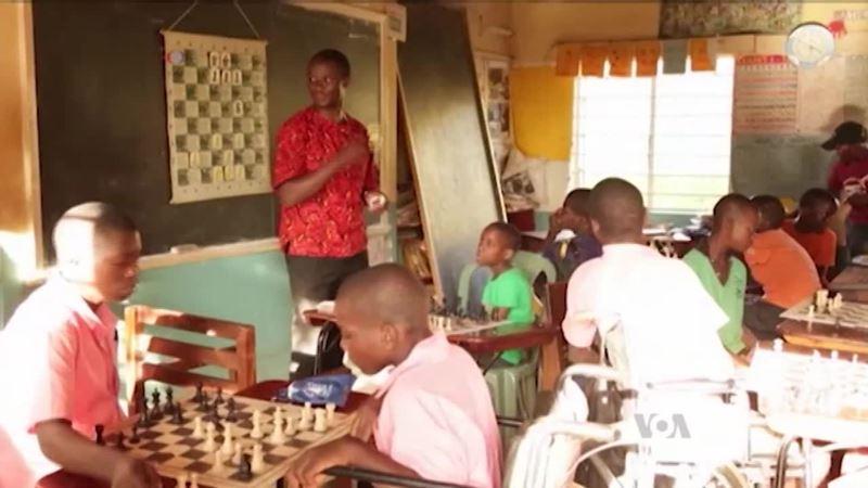 Katwe Slum Children Find Inspiration and Hope