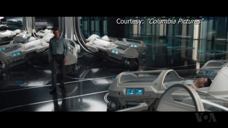 Scientists Decipher Fact From Fantasy in Movie 'Passengers'