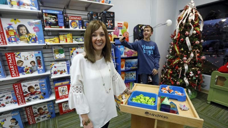 Toy Sellers, Makers Offer More Options for Autistic Kids