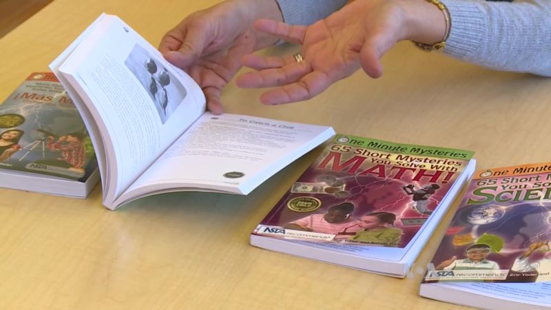 'Minute Mysteries' Help Kids Solve Math, Science Problems