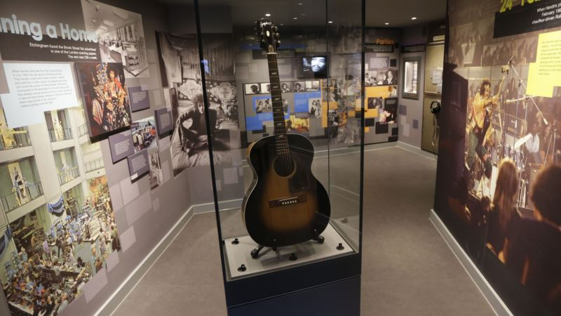 Hendrix, Prince Guitars Expected to Make Noise at Auction