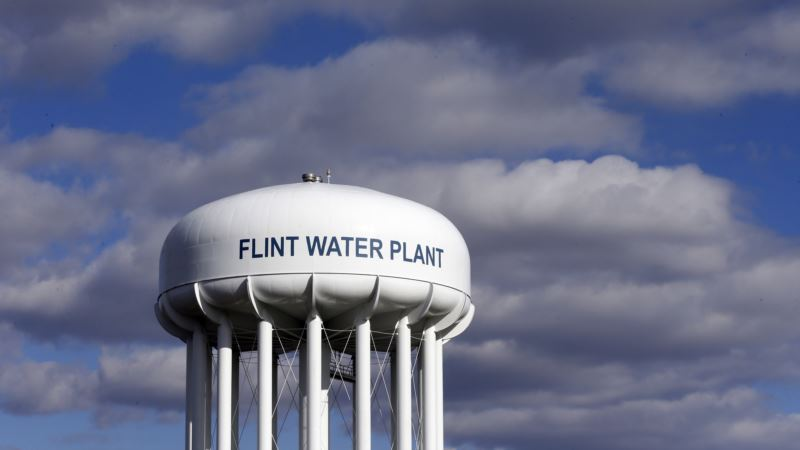 Researchers: Lead Levels Dropping in Flint Water Supply