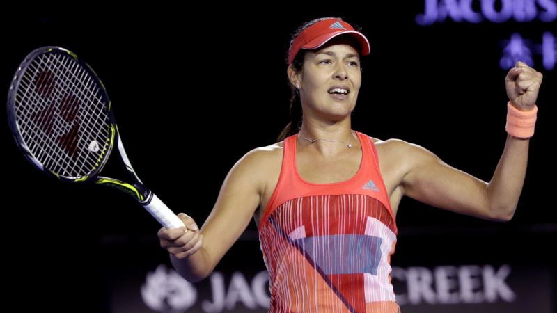 Former World Number One Ivanovic Retires at Age 29
