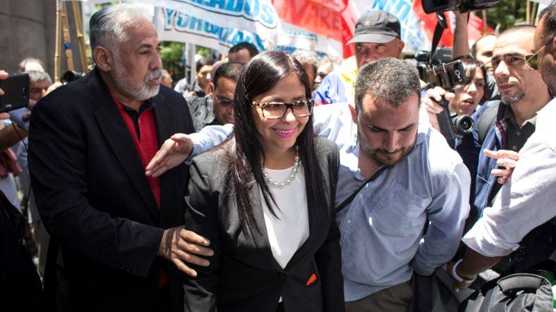 Suspended Venezuela Tries to Crash S. American Trade Bloc Talks