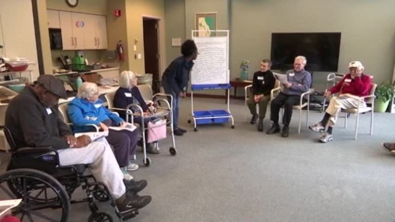 Creative Program Helps People with Memory Problems