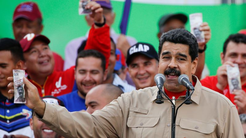 Venezuela: Most-Used Banknote Now Good Into New Year