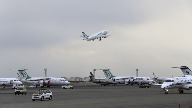 Iran Says It's Finalized $16.6B Boeing Deal to Buy 80 Planes