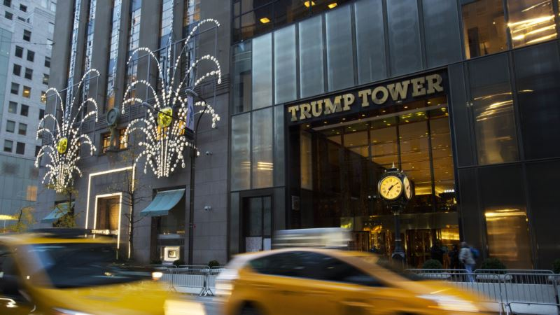 Trump's Global Business Ties Could Complicate Policy Stances
