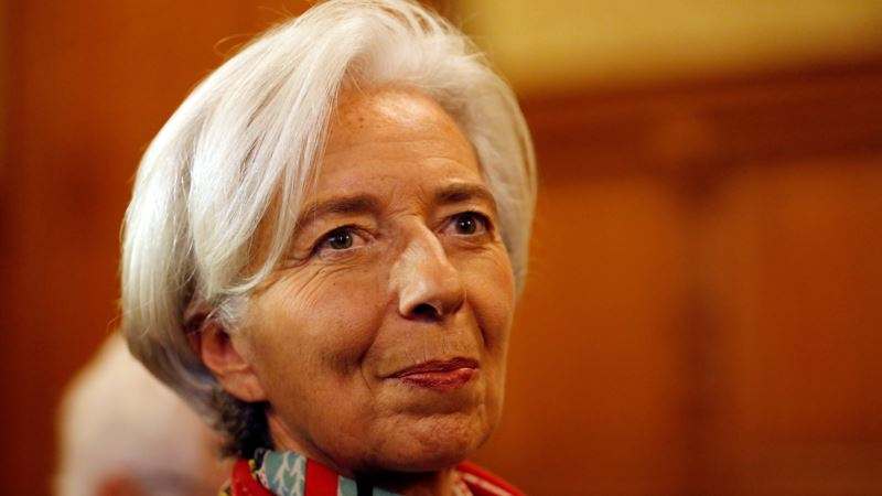 IMF's Lagarde Guilty, but Not Punished, in French Negligence Trial
