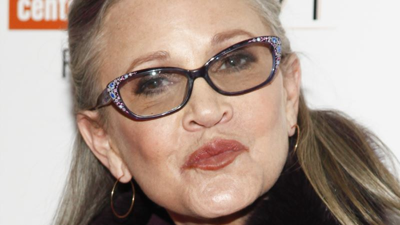 'Star Wars' Actress Carrie Fisher Dies