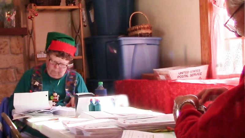 Who Answers Letters to Santa Claus?
