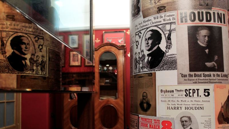 Budapest Museum Lifts Lid on Houdini's Magic, Hungarian Roots
