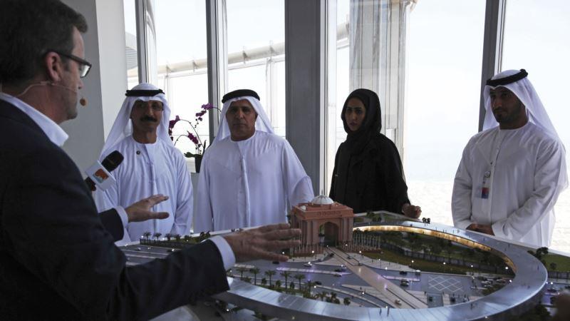 Abu Dhabi  Signs Agreement on Futuristic Transport System