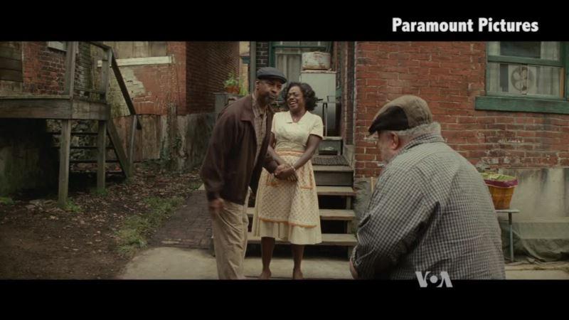Denzel Washington, Viola Davis Bring 'Fences' to the Big Screen