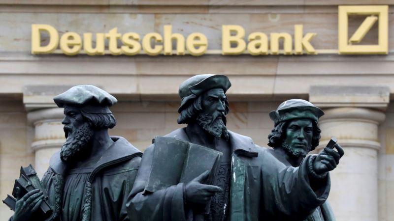US Justice Department Settles Suit Against Deutsche Bank, Big Lender to Trump