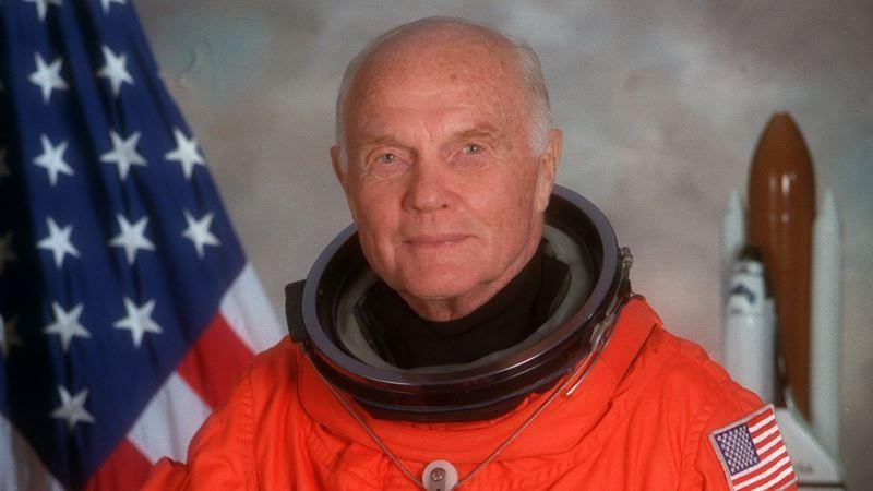 John Glenn, First US Astronaut to Orbit the Earth, Dies at 95
