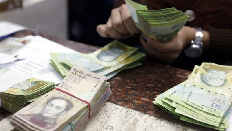 Venezuela to Issue Bigger Notes 'Very Soon' as Inflation Surges