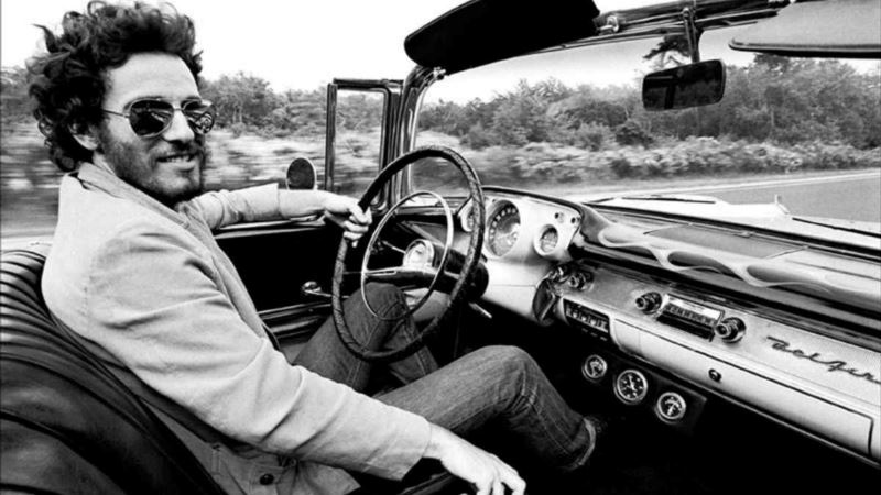 Springsteen's 'Born to Run' Chevy Up for Auction