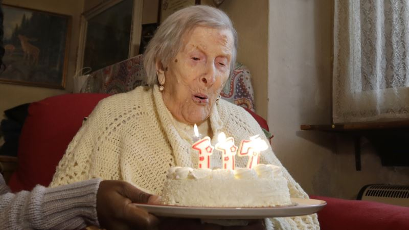 Americans' Life Expectancy Slips — to Not Quite 79 Years