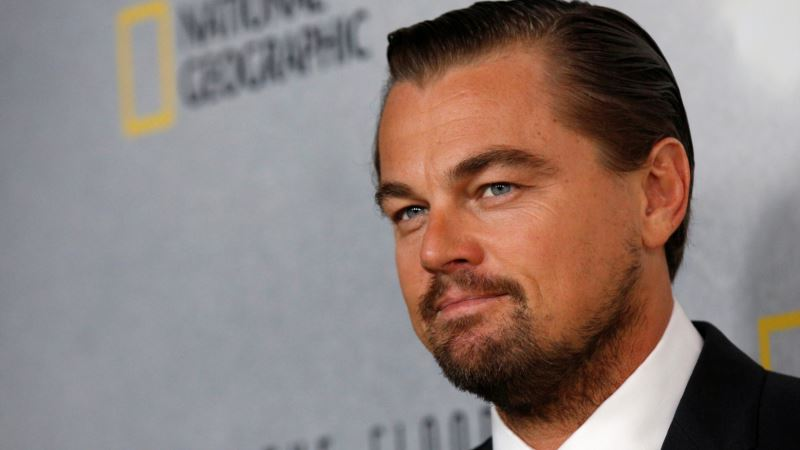 DiCaprio Ivory Trade Film Edges Ex-Kremlin Aide's Bid for Oscar Consideration