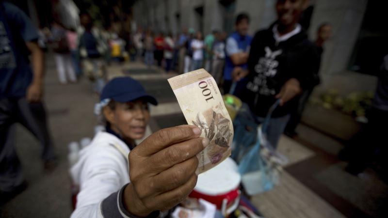 Venezuelans Rush to Unload Bank Notes Before Deadline
