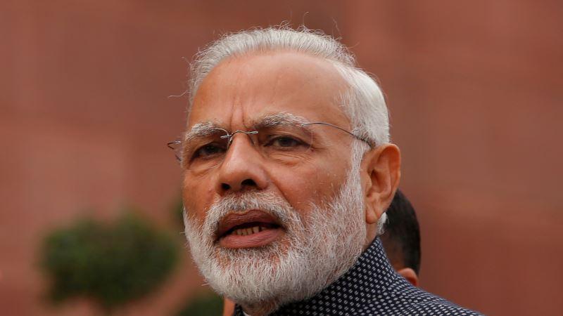 India's Modi Says Demonetization Will Boost Economy
