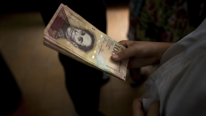 New Bills Arrive, But Venezuelans Still Face Shortages