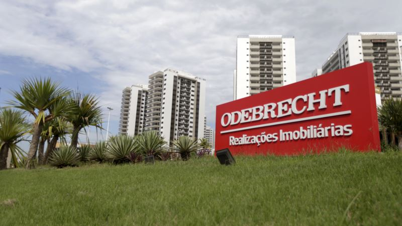 Odebrecht Says Sorry for Corruption in Ads, Brazilians Skeptical