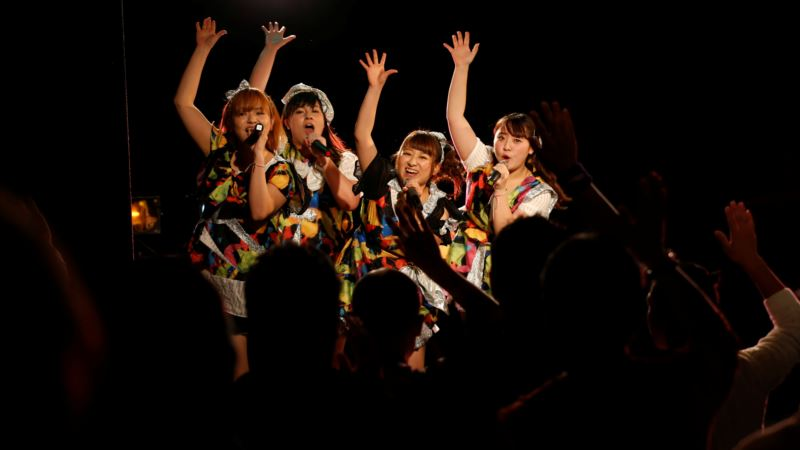 Japan's Pudgy Pop Stars Take Aim at Obesity Prejudice