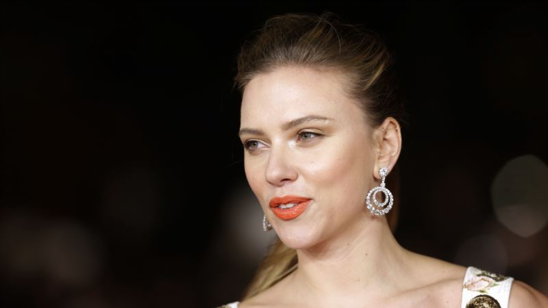 Johansson Tops Forbes List as Top-grossing Film Star of 2016